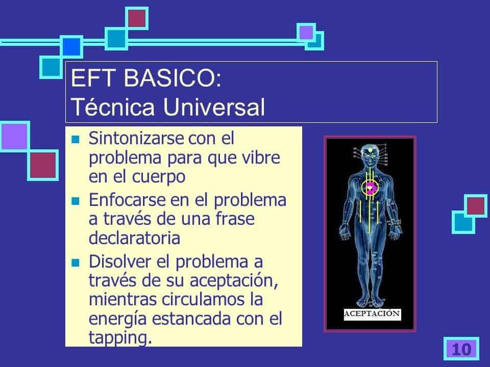 EFT técnica universal